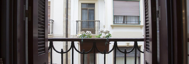 Pensión IBAI - Alojamiento en la parte vieja
