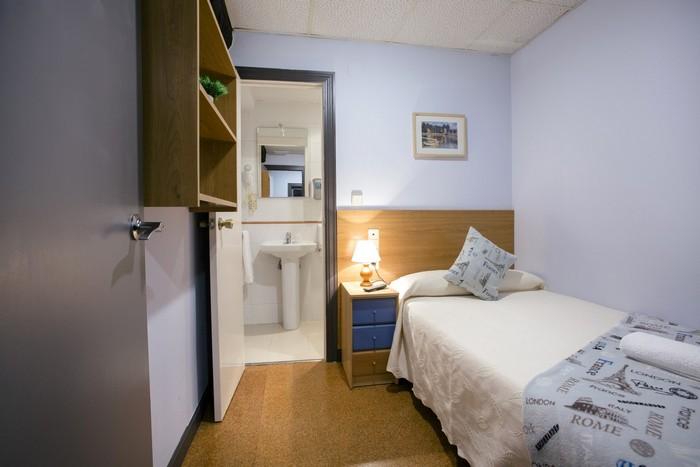 Réserver chambre calme dans la vieille ville de Saint-Sébastien