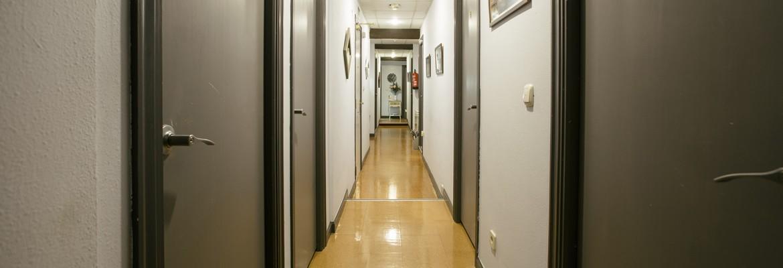 Pensión Kaia -Habitaciones con baño propio en la parte vieja de Donostia